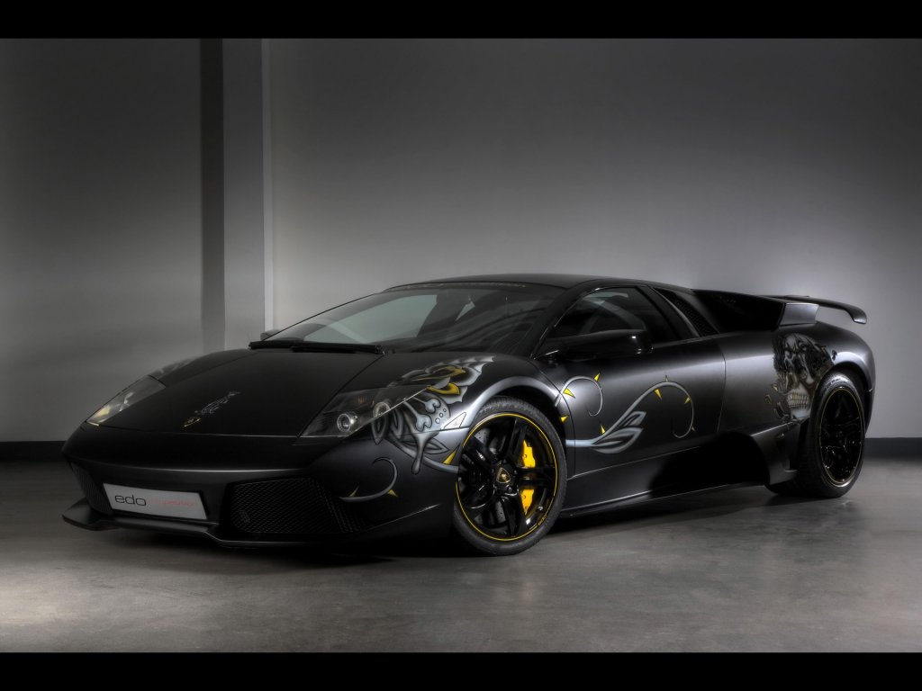 Lamborghini Edo Competition LP 710 A…